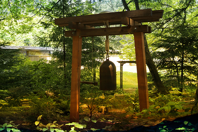 japanese garden weddings mayne island