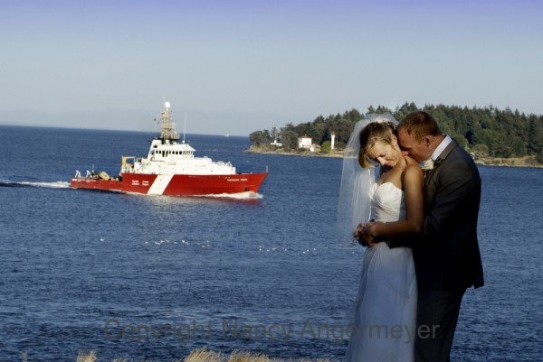 A Galiano Island Wedding
