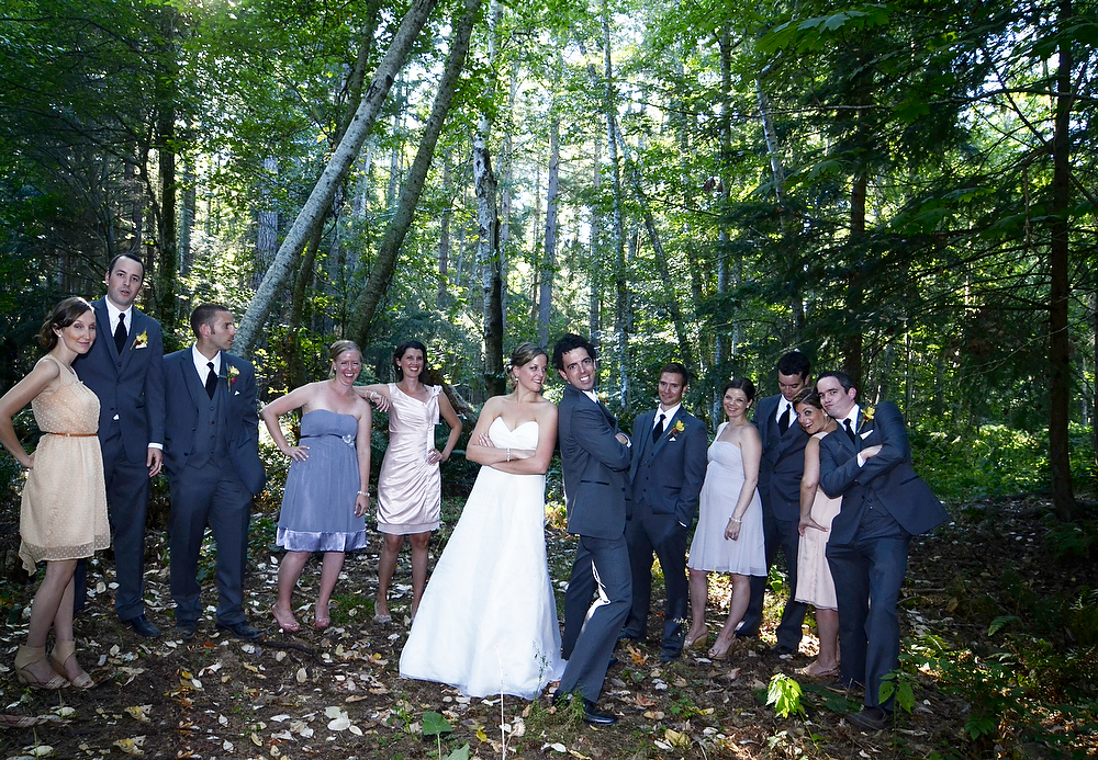 Bodega Ridge Resort Wedding, Galiano Island